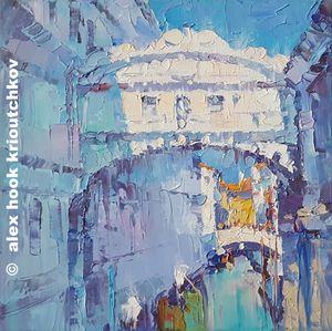 Venice VII - Alex Hook Krioutchkov