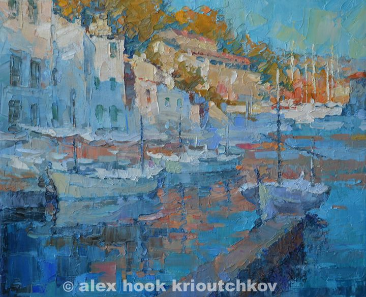 Cala Figuera sunset - Alex Hook Krioutchkov