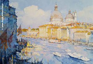 Venice XV - Alex Hook Krioutchkov