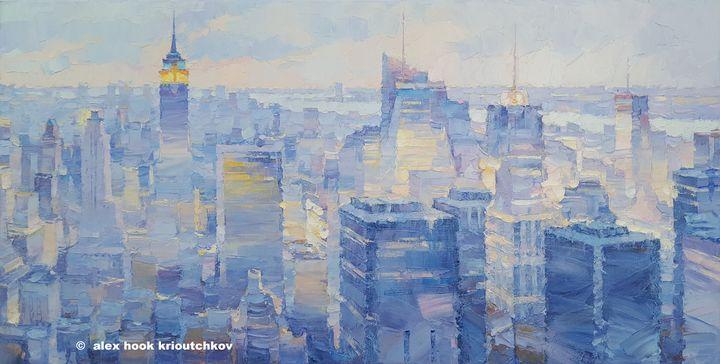 New York XXV - Alex Hook Krioutchkov