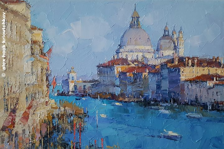 Venice XVII - Alex Hook Krioutchkov