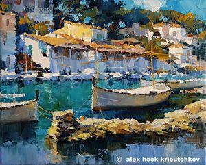 Cala Figuera XXI - Alex Hook Krioutchkov