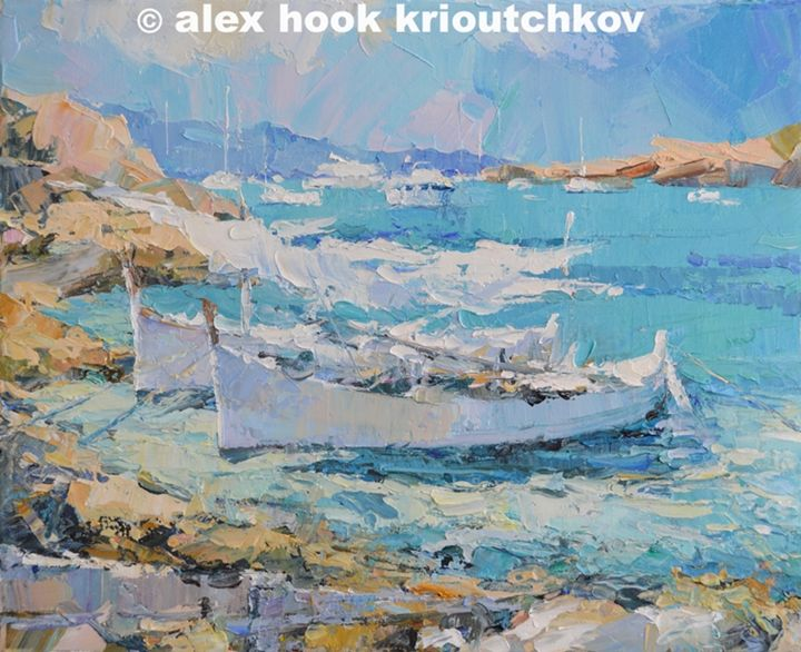 Ibiza II - Alex Hook Krioutchkov