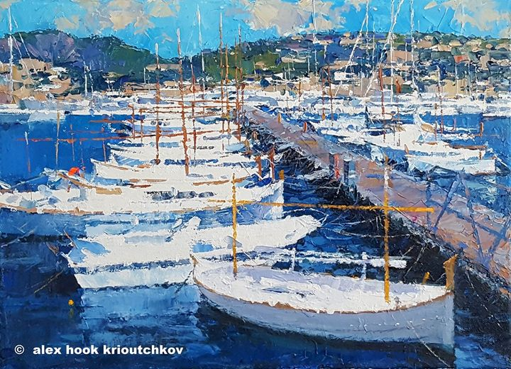 Puerto de Andratx IV - Alex Hook Krioutchkov