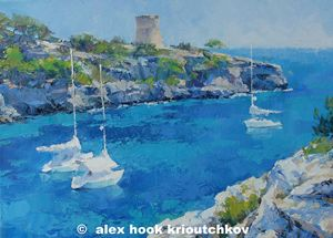 Cala Pi III - Alex Hook Krioutchkov