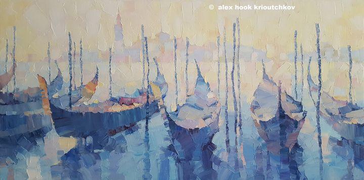 Venice XI - Alex Hook Krioutchkov