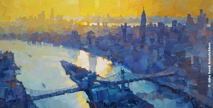 New York XXII - Alex Hook Krioutchkov