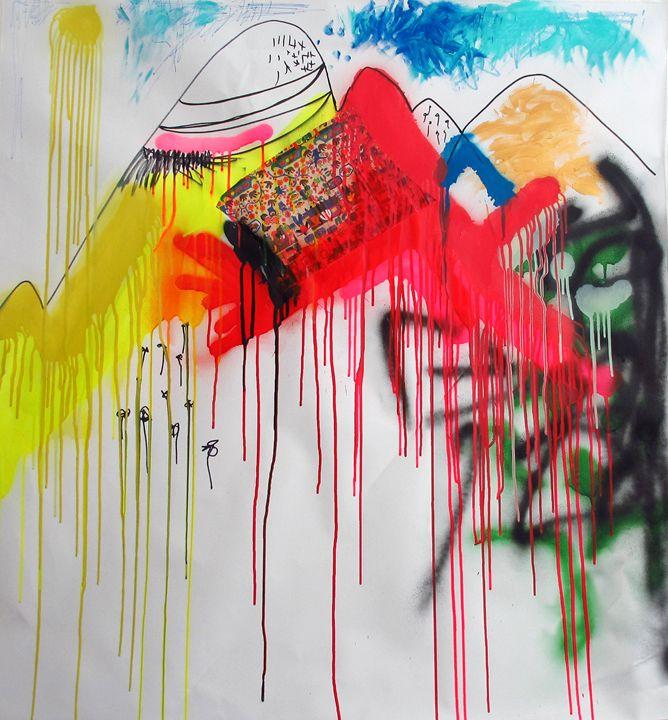 My Landscape - Serena Rossi's contemporary art