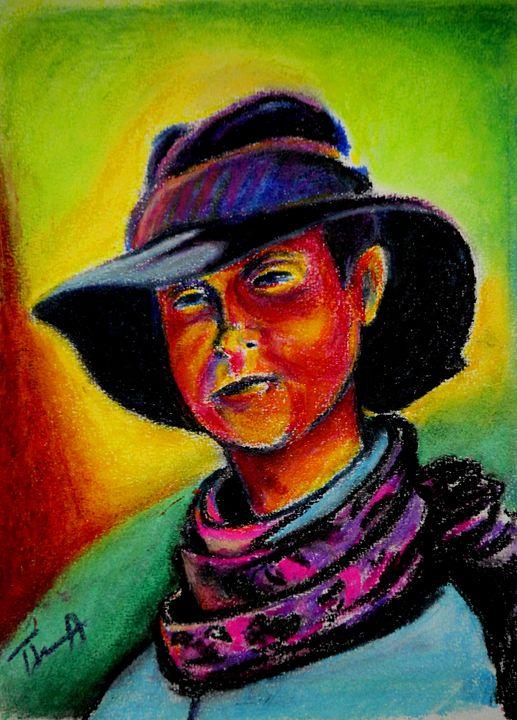 Hat With Boy - Greg Thweatt