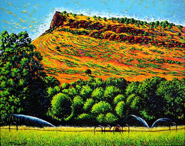 Pompadour - Spring - Greg Thweatt