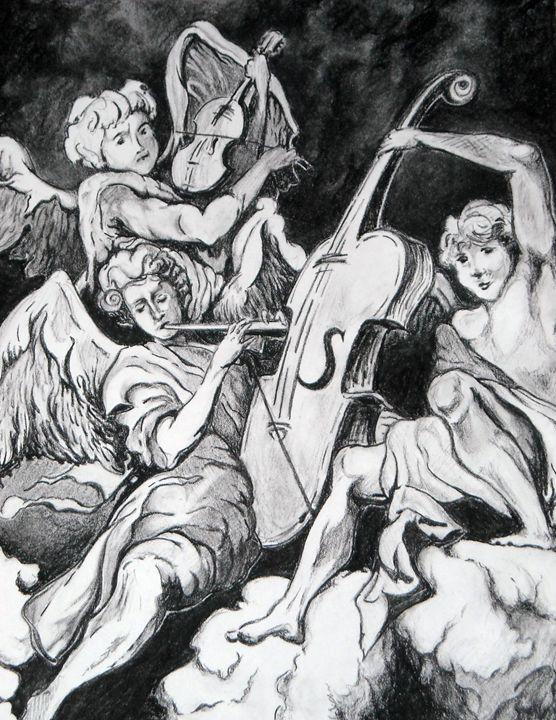 Angel Musicians - Greg Thweatt