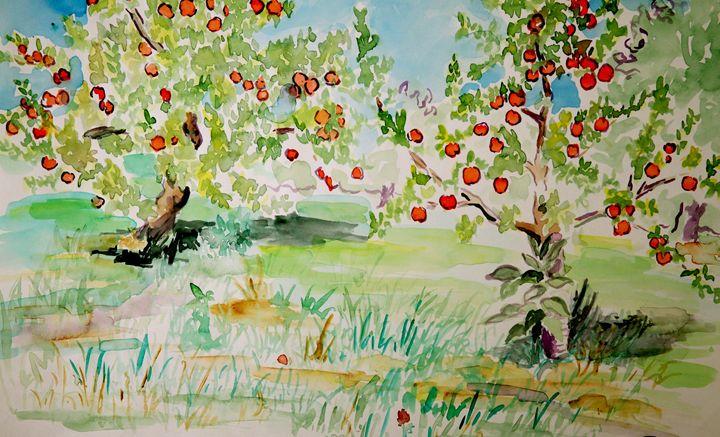 Almost Harvest - Greg Thweatt