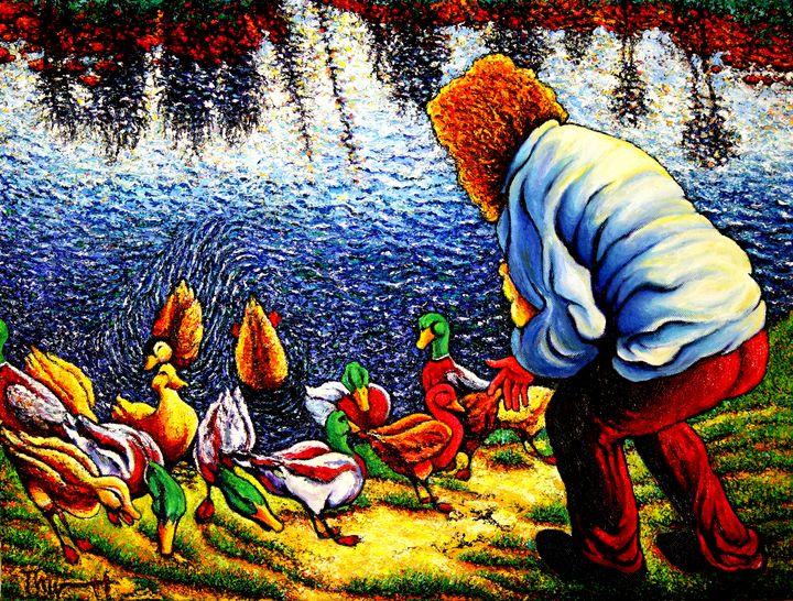 Duck - Greg Thweatt
