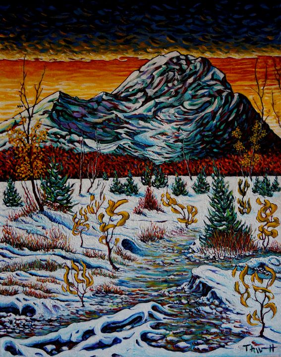 Early Winter - Greg Thweatt