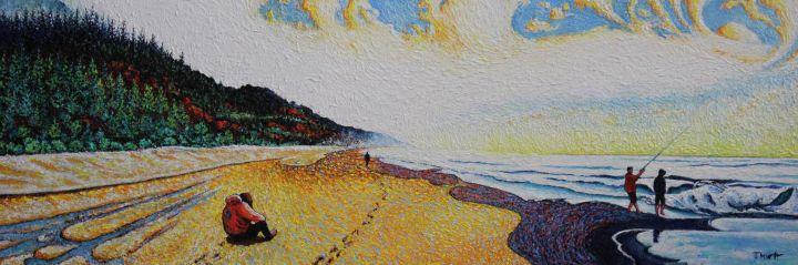 Gold Bluffs - Fishing - Greg Thweatt