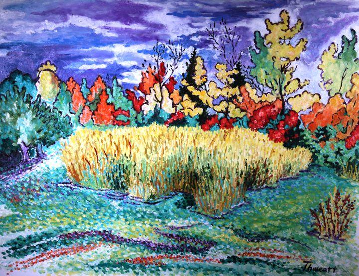 Hay and Foliage 2 - Greg Thweatt