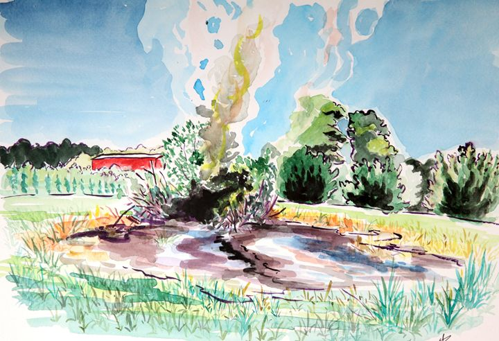 Burn - Greg Thweatt