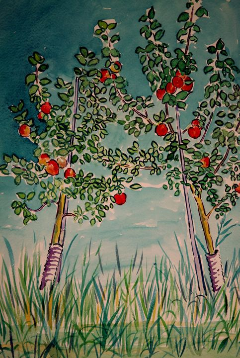 Young Fruit - Greg Thweatt