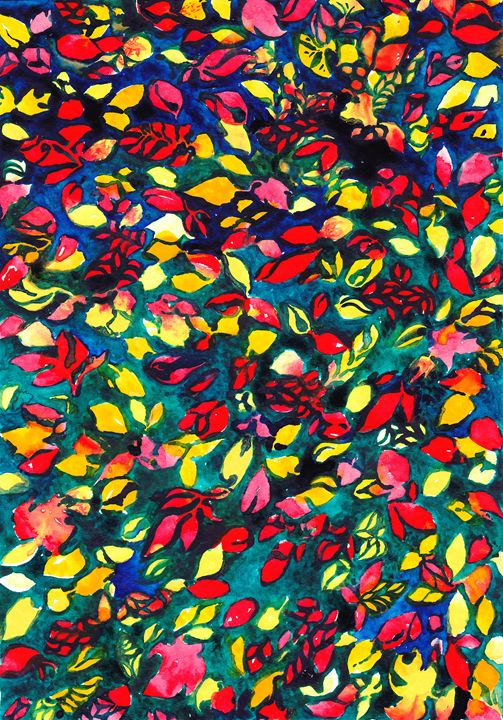 Autumnal Carpet - Greg Thweatt