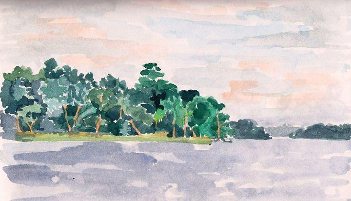 St. Johns River - Greg Thweatt