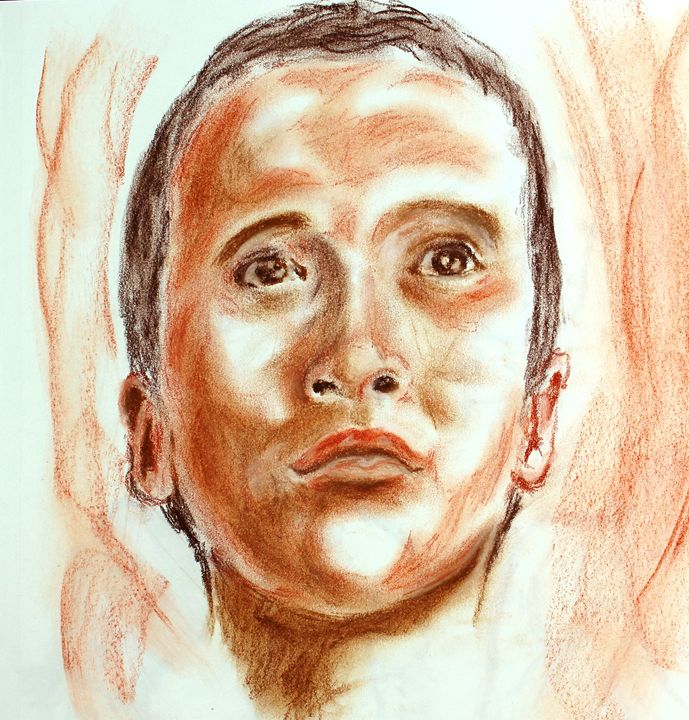 Boy Sketch - Greg Thweatt