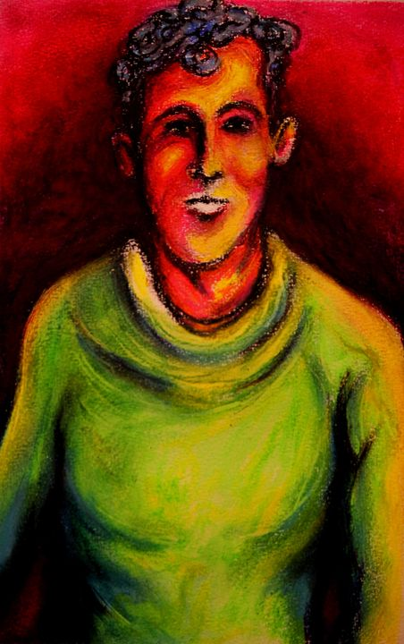 Young Man Old Sweater - Greg Thweatt