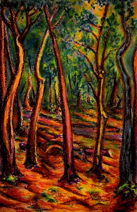Ashland Wood - Greg Thweatt
