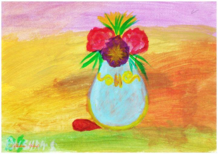 Flower Memory - BushraS