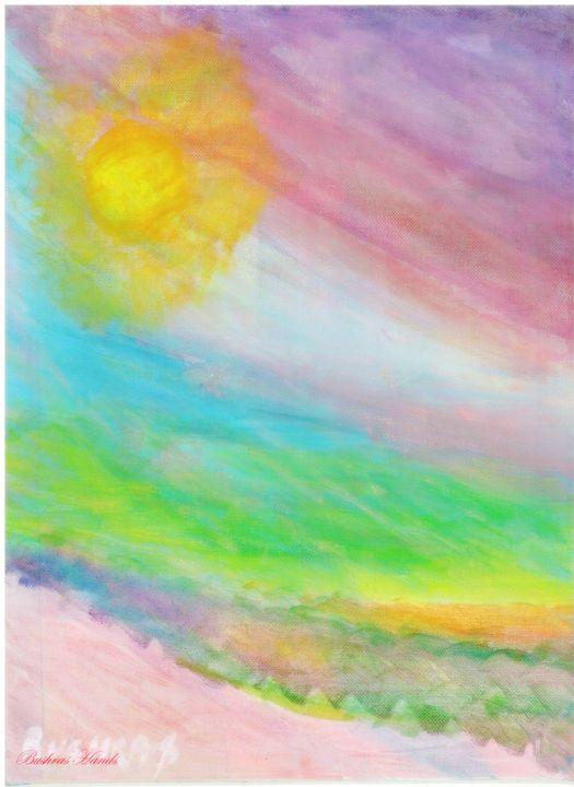Scattered Sunlight - BushraS