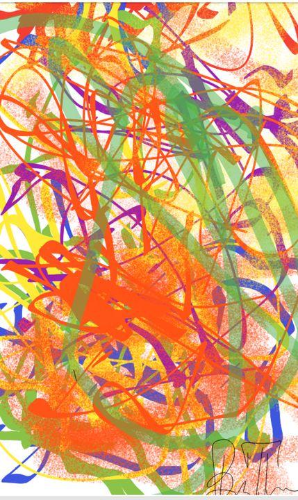 Mindful Abstract - 1DollarArtz