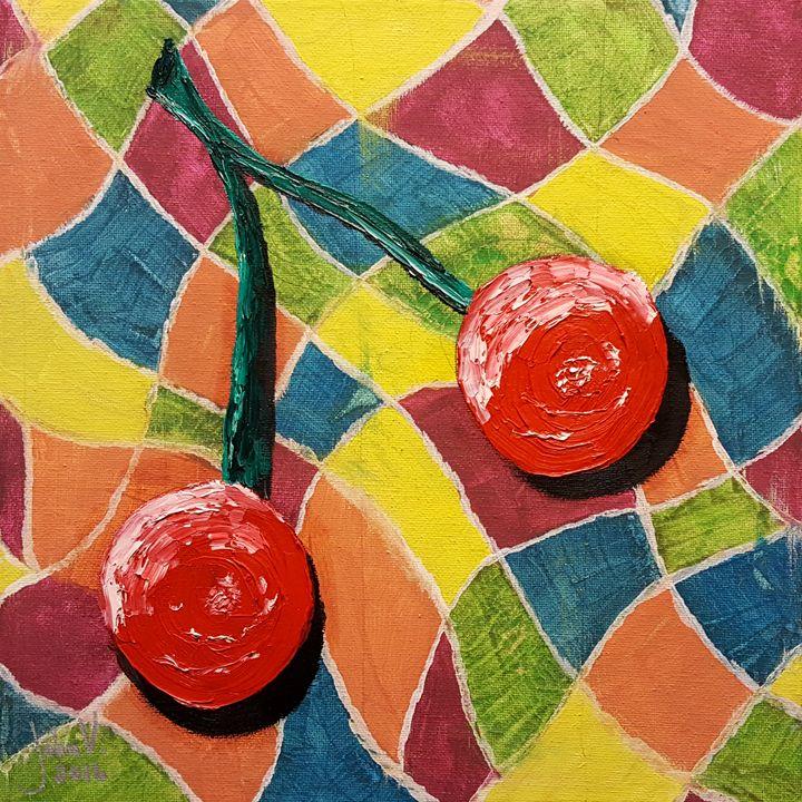 Psych Cherries - John Wesley Van Horn
