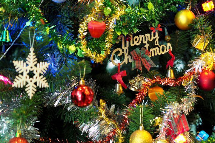 Merry Christmas Tree - Faiq Designer