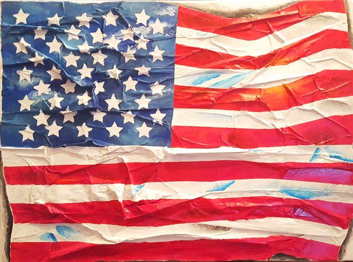 America the Beautiful - Nicole Burnett