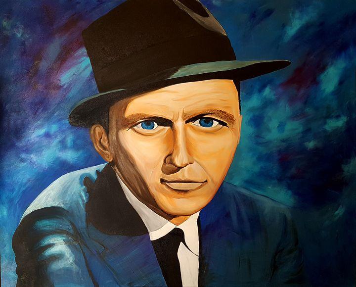 Stare of Sinatra - Nicole Burnett