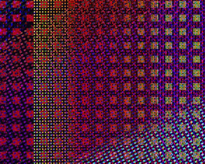 Checkered - Quantum John