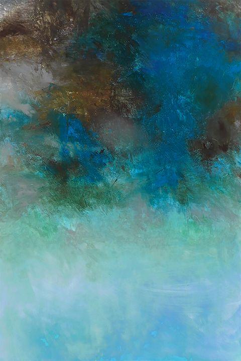 sky view 24x36 - Ron Halfant's Paintings