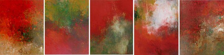 tropics5 - Ron Halfant's Paintings