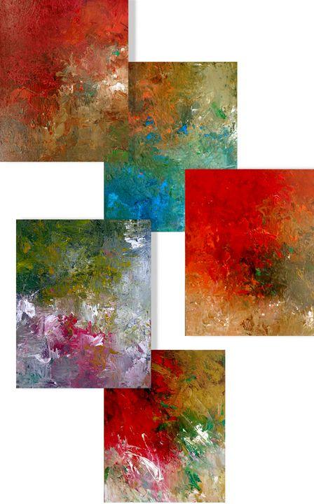 tropics3 - Ron Halfant's Paintings