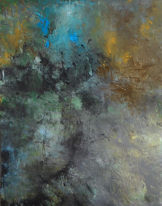 about an interest - Ron Halfant's Paintings