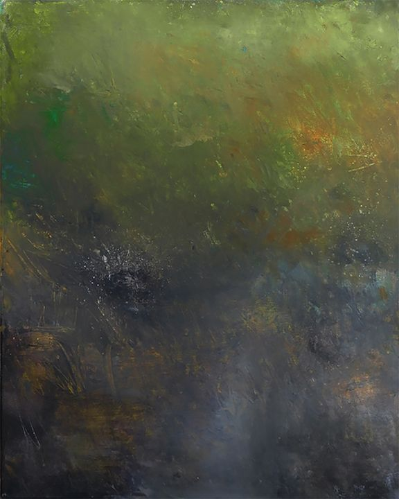 after the storm - Ron Halfant's Paintings
