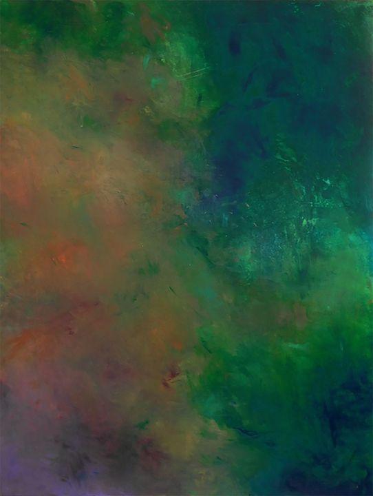 twilight II - Ron Halfant's Paintings