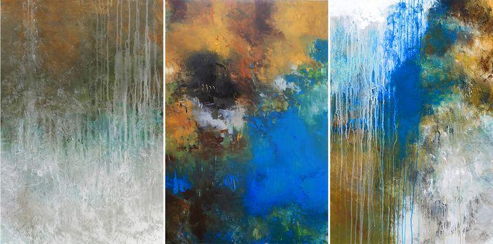 SkyView 101 - Ron Halfant's Paintings