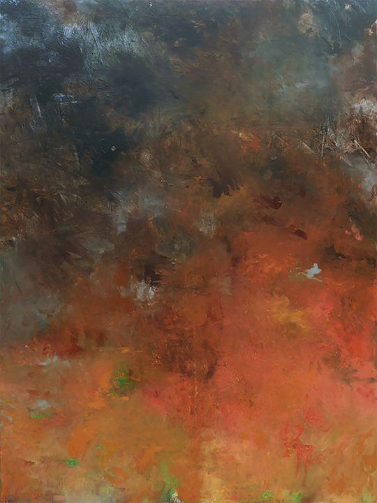 landscape 122 - Ron Halfant's Paintings