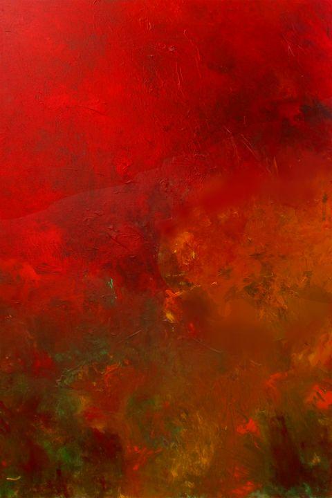 Rose n' Garden - Ron Halfant's Paintings