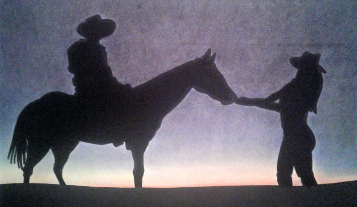 Sunset Love - David Sanchez