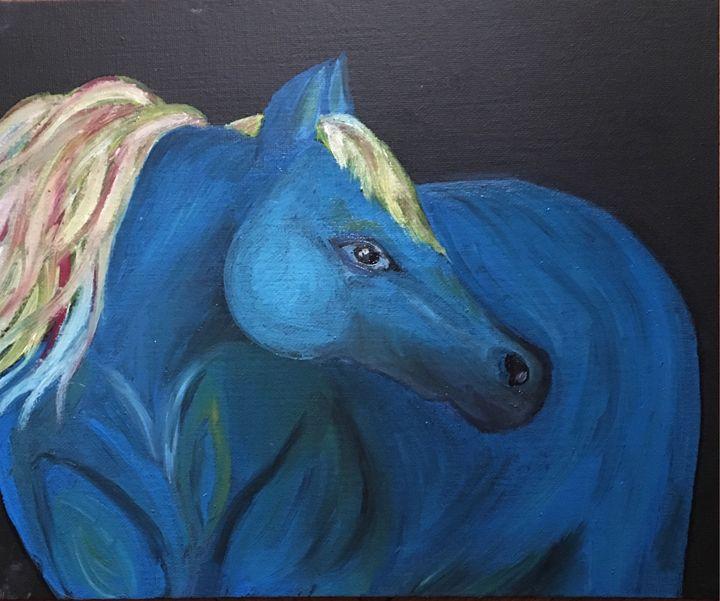 Fairy horse - Katia Stankova