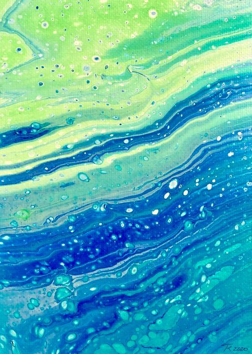 Undersea - That Krylic Artist