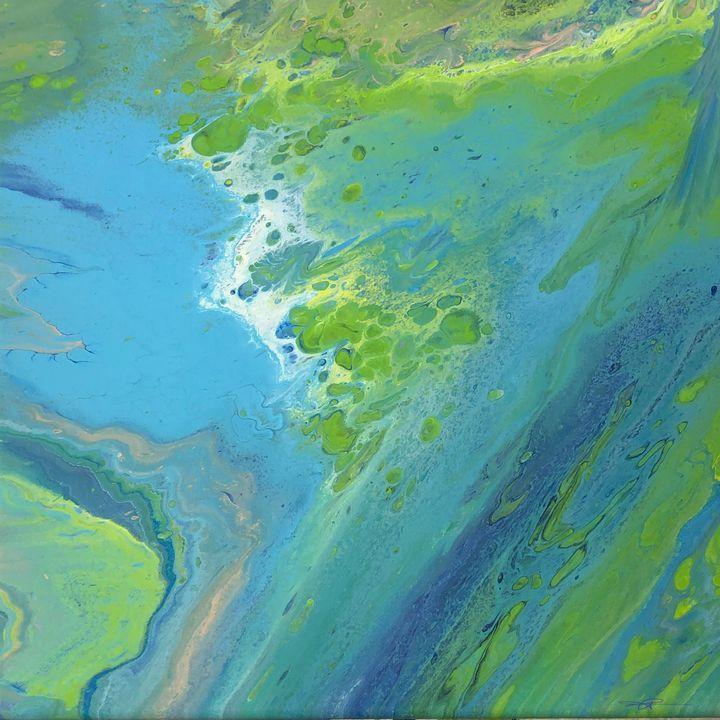Coral Reefer - That Krylic Artist