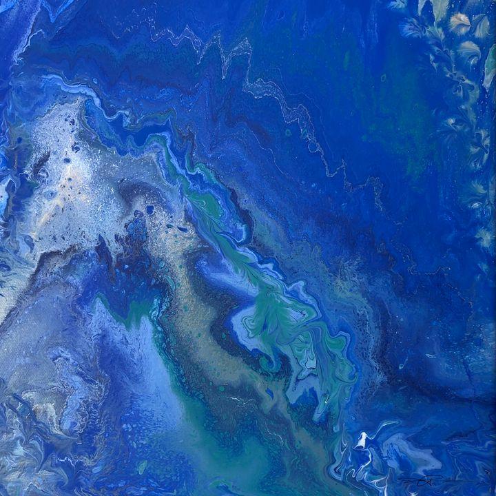Aerial Hues - That Krylic Artist