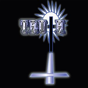 Truth Cross blue